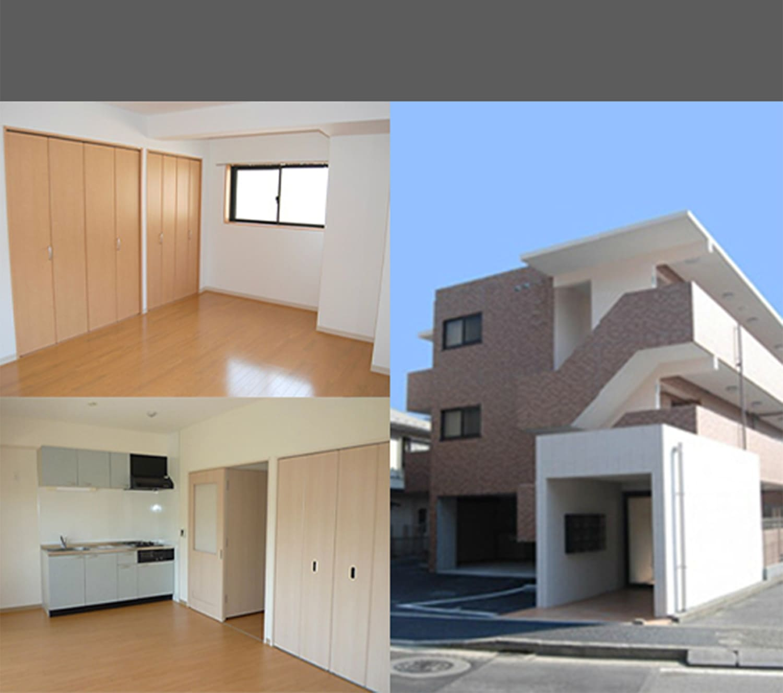 横浜市高齢者向け優良賃貸住宅 Rental Housing Exclusively for The Elderly
